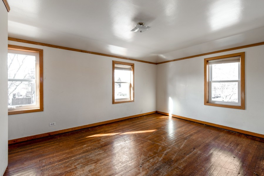 Real Estate Photography - 3601 S. 56th Court, Cicero, IL, 60804 - Master Bedroom
