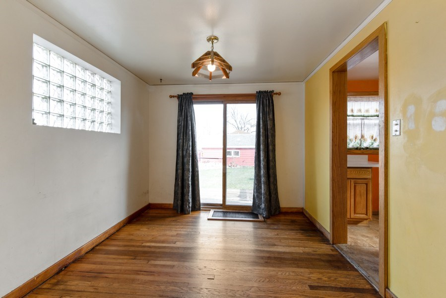 Real Estate Photography - 3601 S. 56th Court, Cicero, IL, 60804 - Dining Room