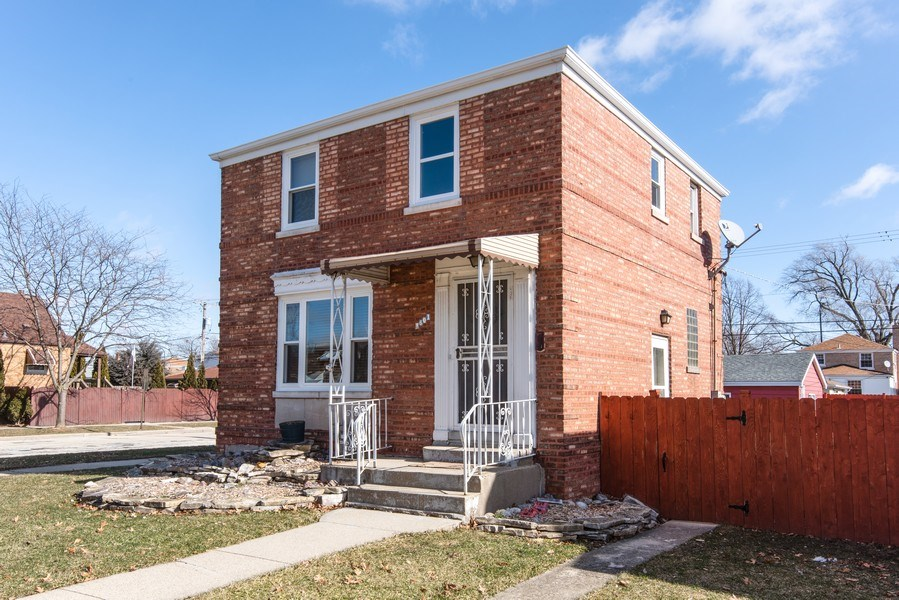 Real Estate Photography - 3601 S. 56th Court, Cicero, IL, 60804 - Front View