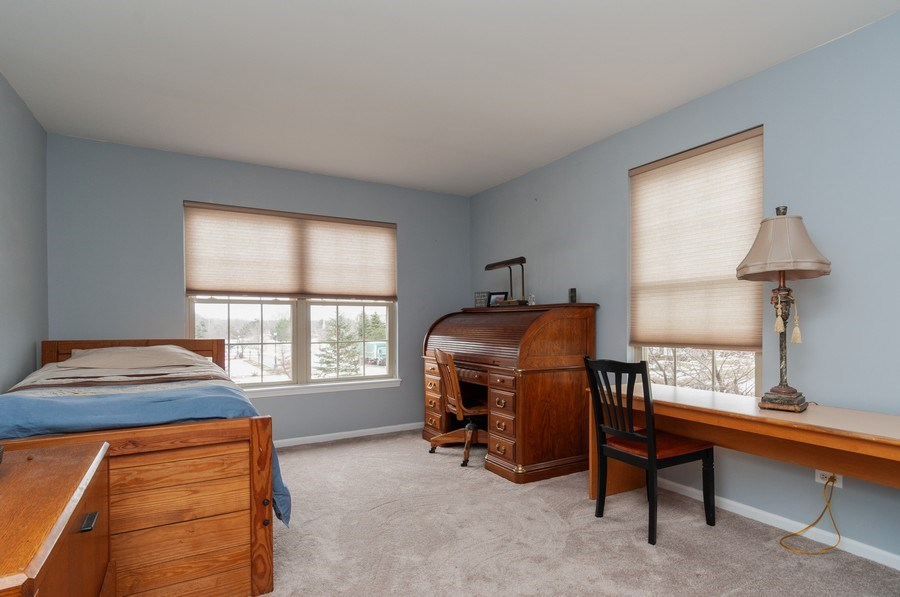 Real Estate Photography - 2005 Wagner Road, Batavia, IL, 60510 - 2nd Bedroom