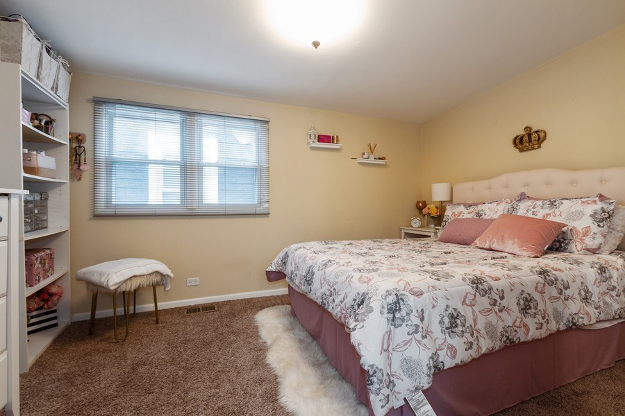 Real Estate Photography - 5319 W. Agatite Avenue, Chicago, IL, 60630 - 2nd Bedroom