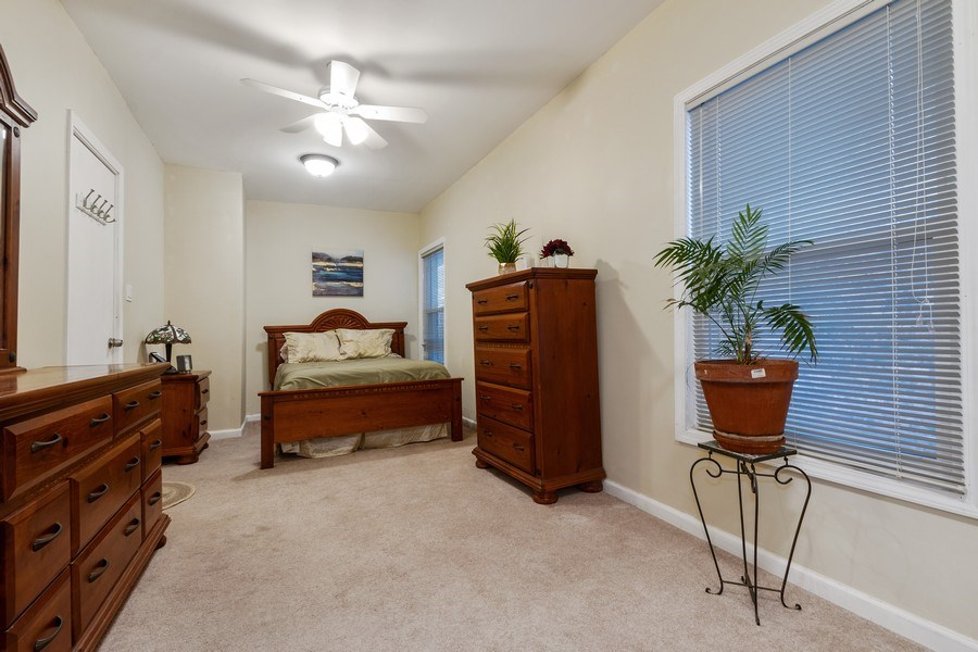 Real Estate Photography - 5319 W. Agatite Avenue, Chicago, IL, 60630 - 3rd Bedroom