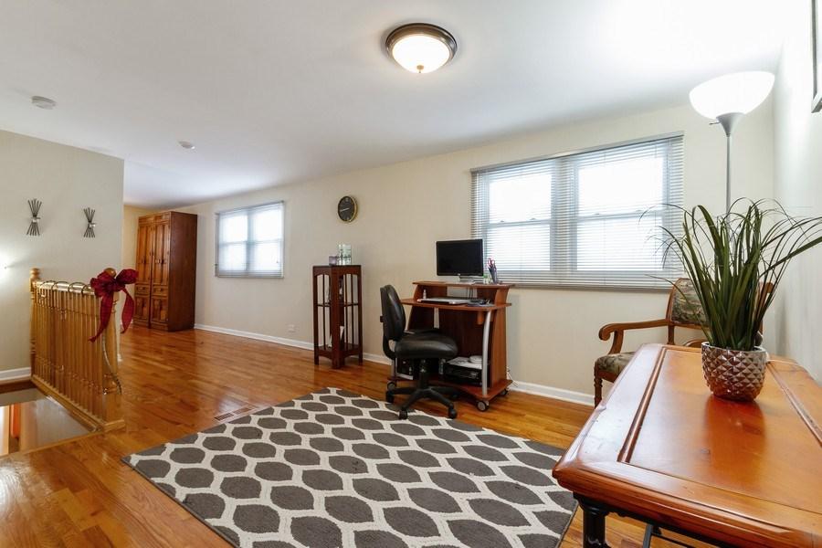 Real Estate Photography - 5319 W. Agatite Avenue, Chicago, IL, 60630 - Bonus Room