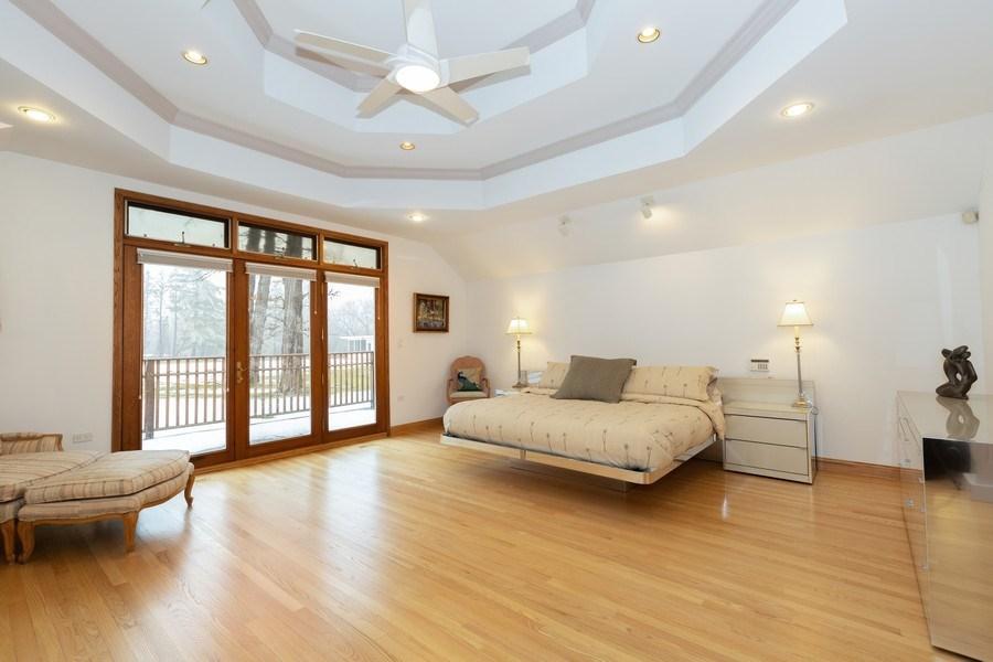 Real Estate Photography - 37 Braeburn Lane, Barrington Hills, IL, 60010 - Master Bedroom