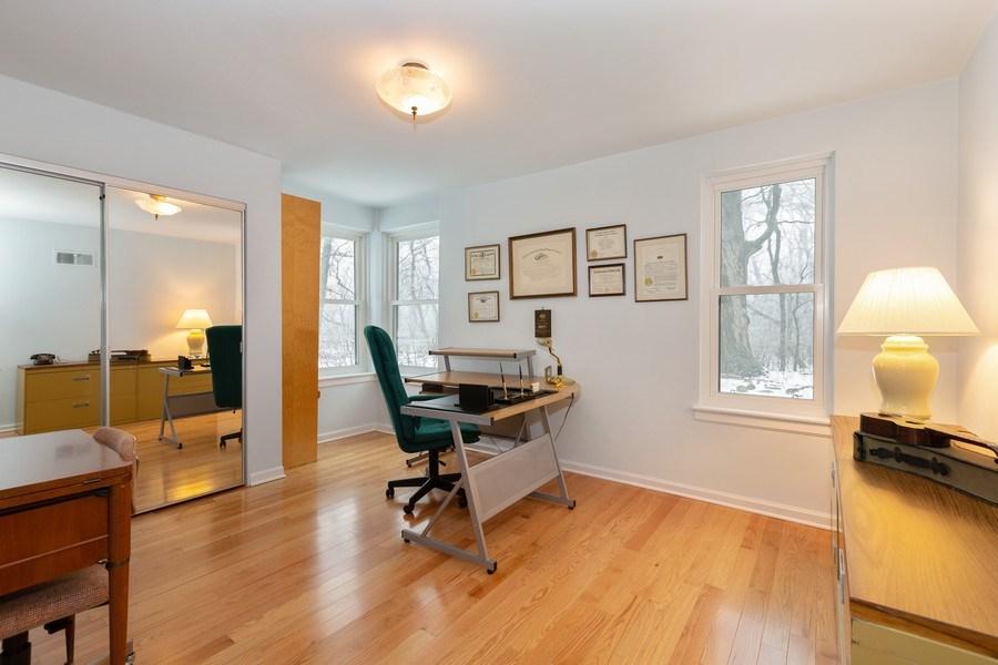 Real Estate Photography - 37 Braeburn Lane, Barrington Hills, IL, 60010 - 3rd Bedroom