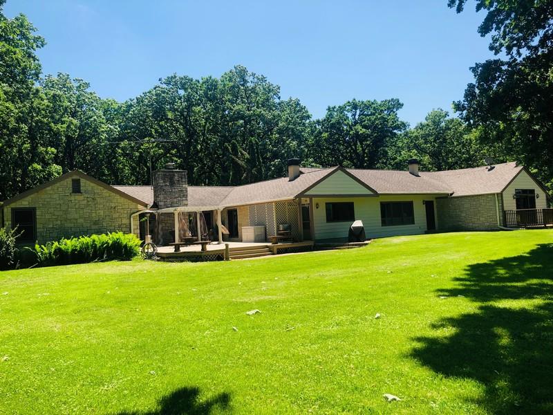 Real Estate Photography - 37 Braeburn Lane, Barrington Hills, IL, 60010 -