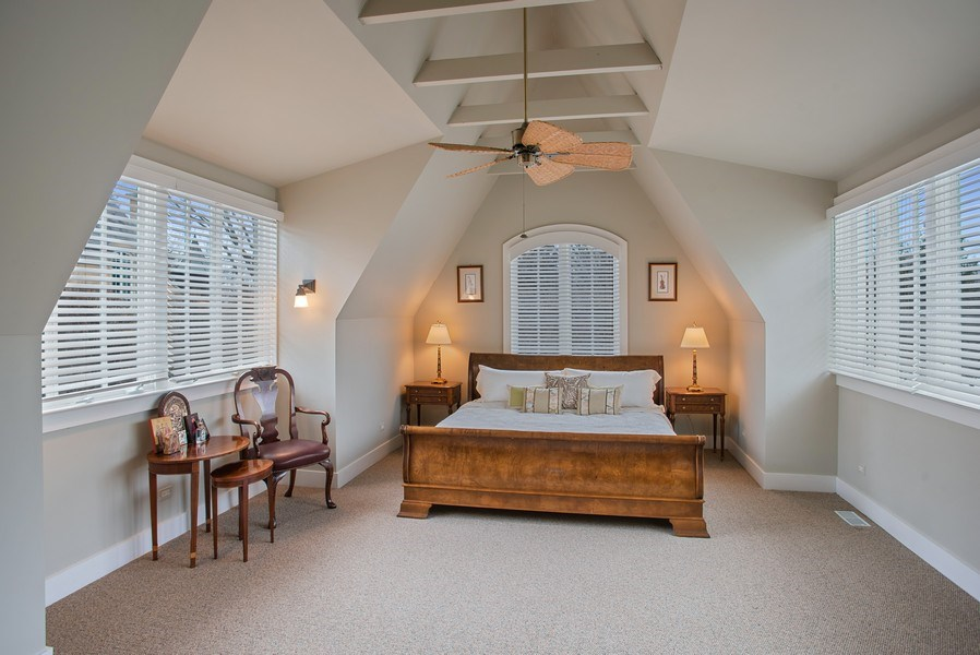 Real Estate Photography - 111 E. ONWENTSIA Road, Lake Forest, IL, 60045 - 5th Bedroom