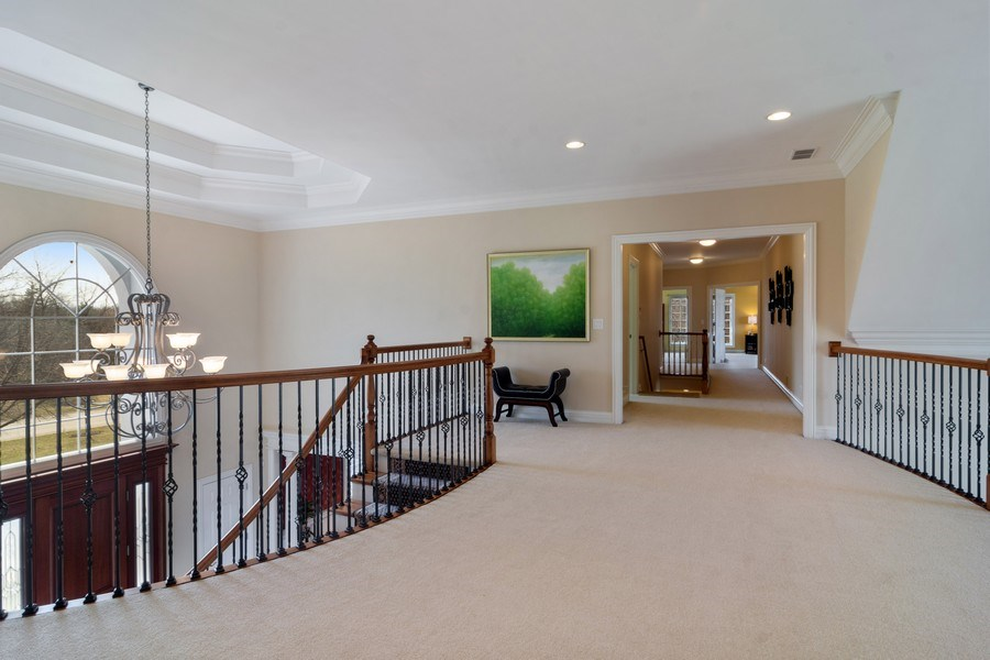 Real Estate Photography - 15 Woodview Lane, Inverness, IL, 60067 - 2nd Floor