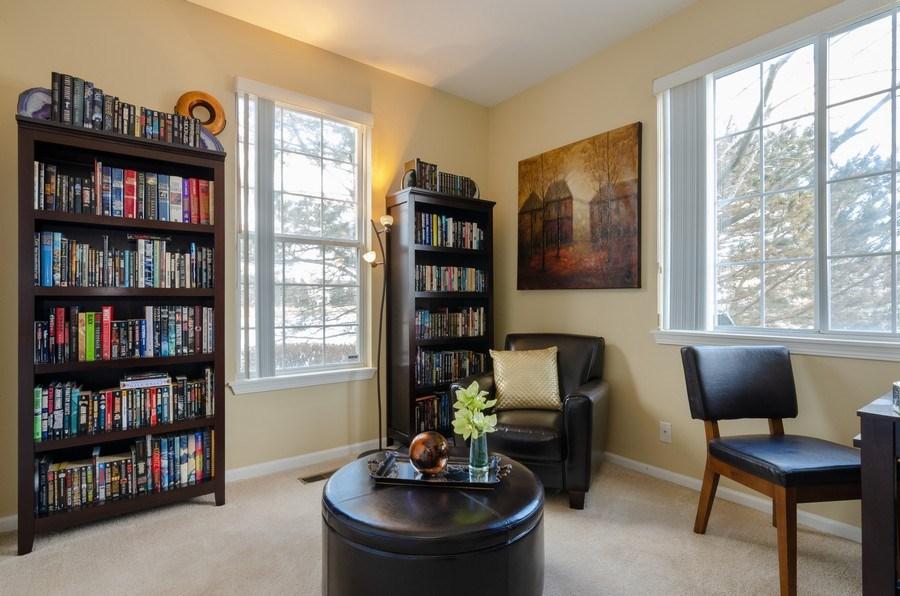 Real Estate Photography - 7321 Grandview Court, Unit 7321, Carpentersville, IL, 60110 - 2nd Bedroom