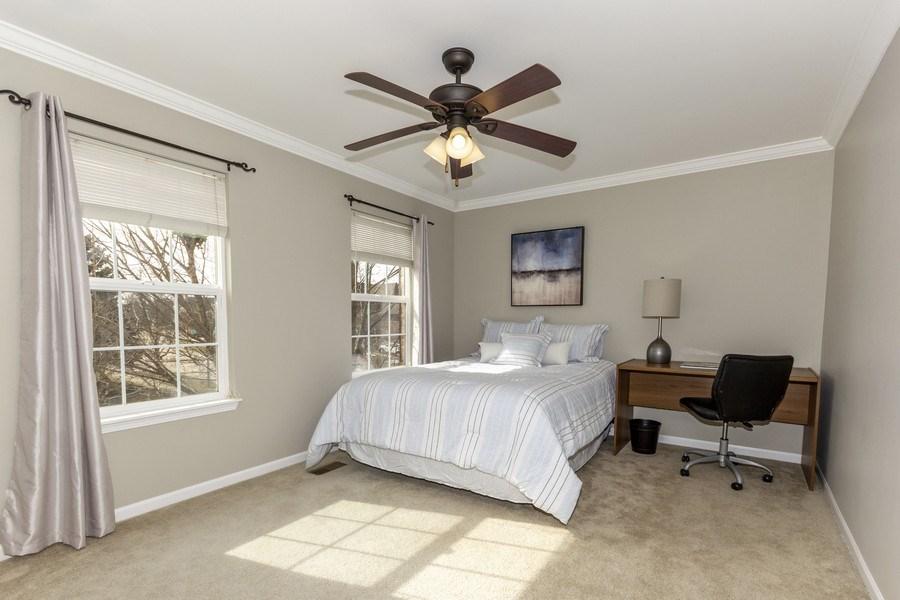 Real Estate Photography - 2400 Mckenzie Court, Aurora, IL, 60503 - 2nd Bedroom