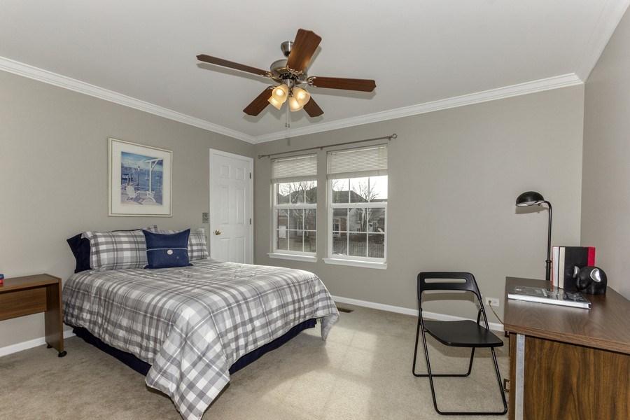 Real Estate Photography - 2400 Mckenzie Court, Aurora, IL, 60503 - 3rd Bedroom