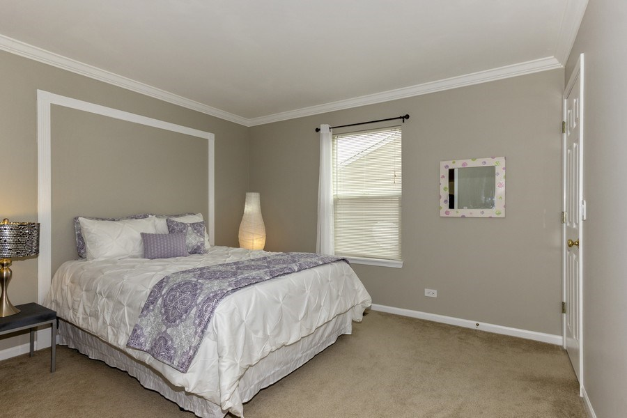 Real Estate Photography - 2400 Mckenzie Court, Aurora, IL, 60503 - 4th Bedroom
