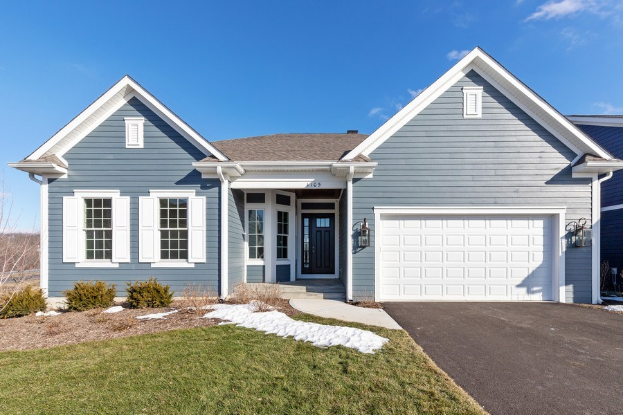 Real Estate Photography - 1105 Rebecca Court, Libertyville, IL, 60048 - Front View