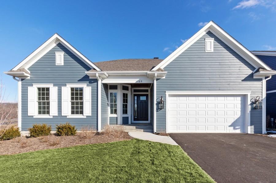 Real Estate Photography - 1105 Rebecca Court, Libertyville, IL, 60048 -