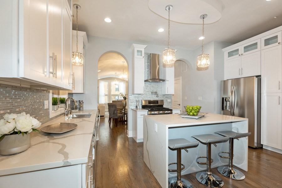 Real Estate Photography - 4607 S. Calumet Avenue, Chicago, IL, 60653 - Kitchen