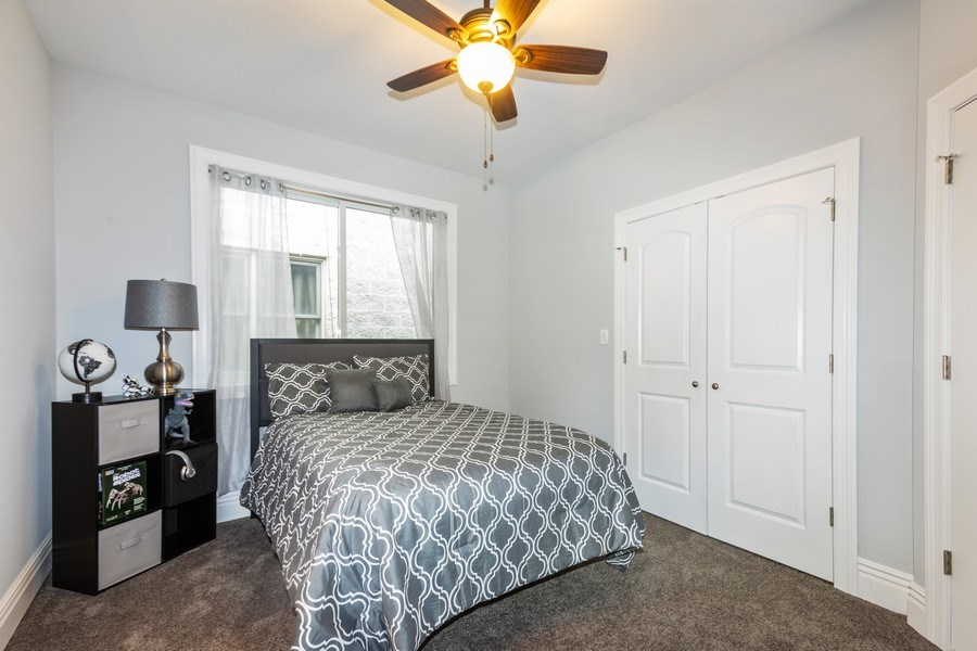 Real Estate Photography - 4607 S. Calumet Avenue, Chicago, IL, 60653 - Bedroom