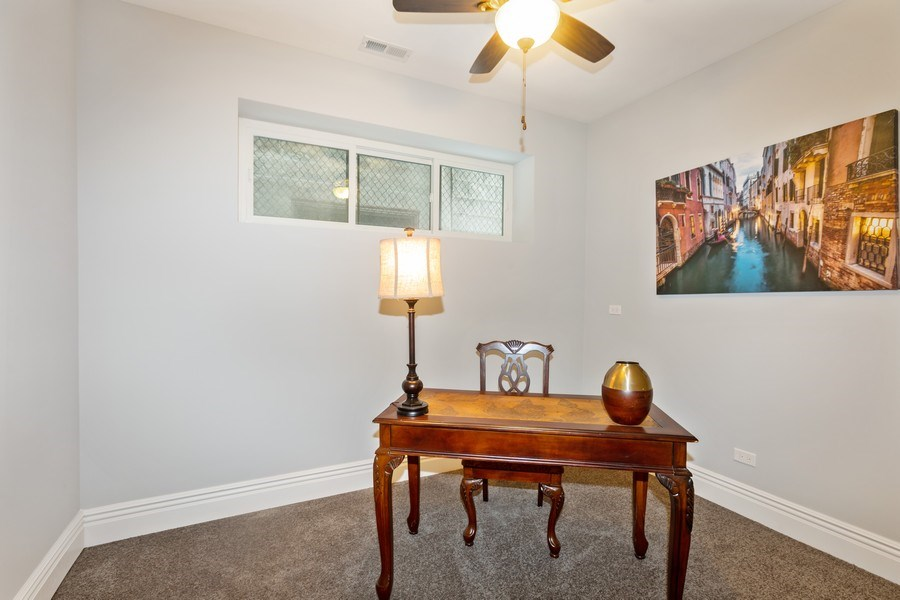 Real Estate Photography - 4607 S. Calumet Avenue, Chicago, IL, 60653 - Office