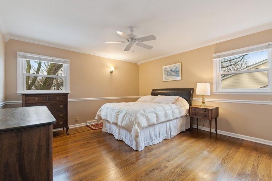 Real Estate Photography - 204 E. 14th Avenue, Naperville, IL, 60563 - Master Bedroom