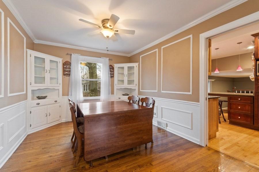 Real Estate Photography - 204 E. 14th Avenue, Naperville, IL, 60563 - Dining Room