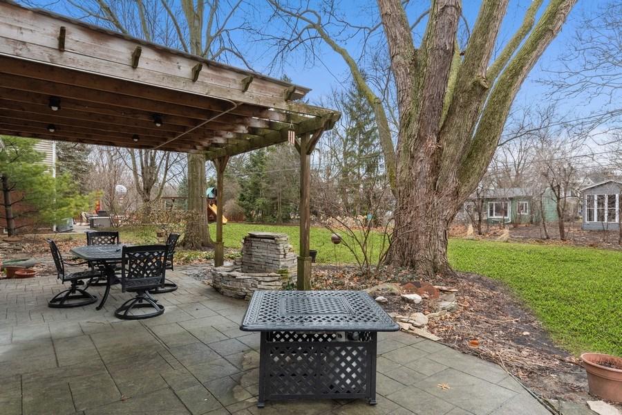 Real Estate Photography - 204 E. 14th Avenue, Naperville, IL, 60563 - Back Yard