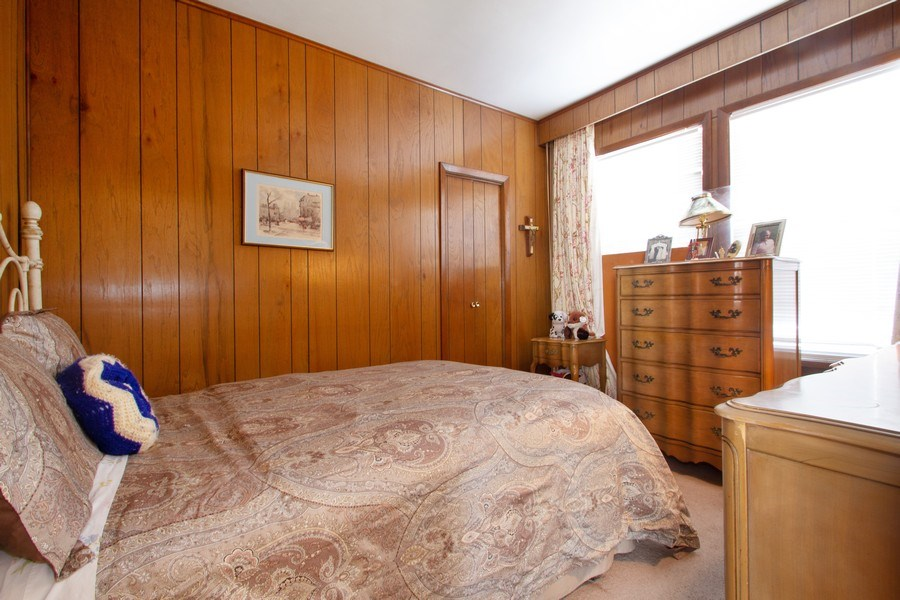 Real Estate Photography - 6585 N. Onarga Avenue, Chicago, IL, 60631 - 2nd Bedroom
