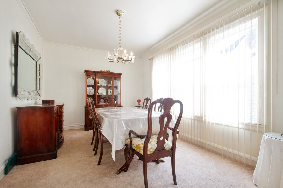 Real Estate Photography - 6585 N. Onarga Avenue, Chicago, IL, 60631 - Dining Room