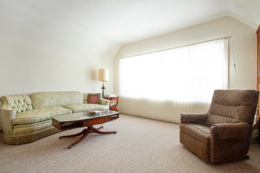 Real Estate Photography - 6585 N. Onarga Avenue, Chicago, IL, 60631 - Family Room