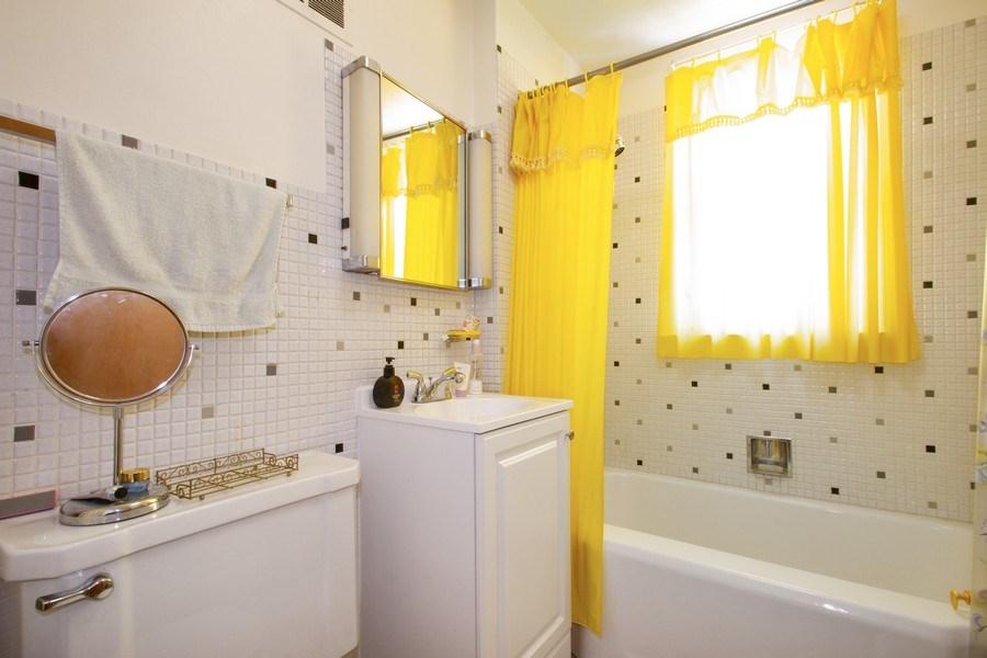 Real Estate Photography - 6585 N. Onarga Avenue, Chicago, IL, 60631 - Bathroom