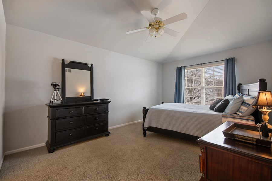 Real Estate Photography - 1508 Cocalico Court, Naperville, IL, 60563 - 2nd BR connects directly to full updated bath