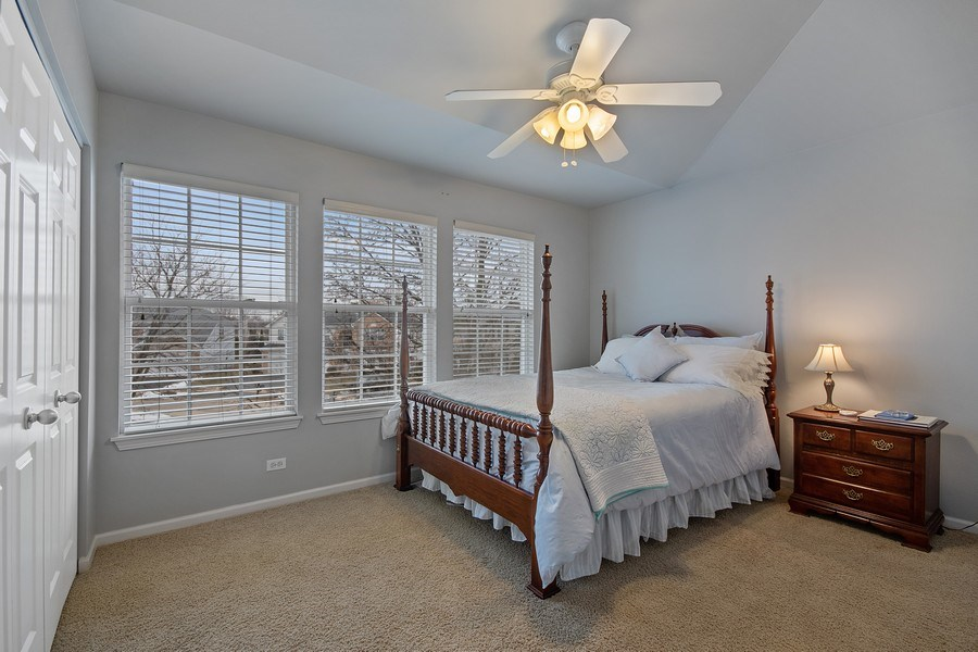 Real Estate Photography - 1508 Cocalico Court, Naperville, IL, 60563 - 4th Bedroom