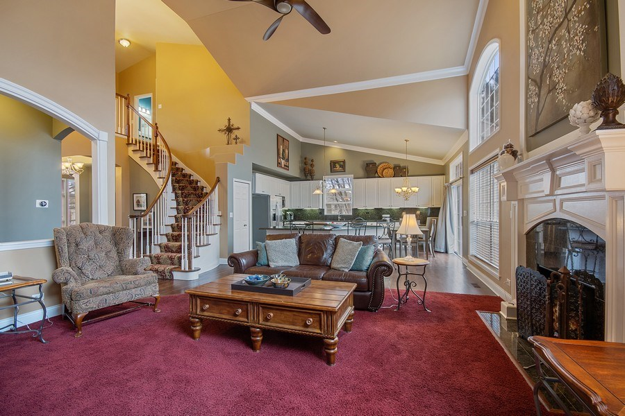 Real Estate Photography - 1508 Cocalico Court, Naperville, IL, 60563 - Plenty of room to spread out