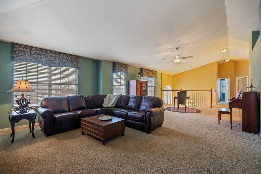 Real Estate Photography - 1508 Cocalico Court, Naperville, IL, 60563 - 2nd floor bonus space is so versatile