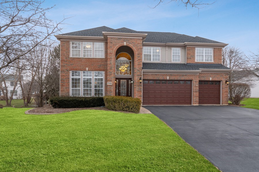 Real Estate Photography - 1508 Cocalico Court, Naperville, IL, 60563 - Welcome to a spectacular north Naperville home!