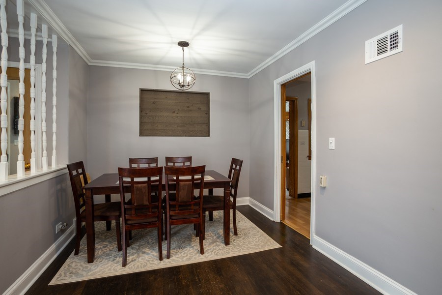 Real Estate Photography - 145 Cornell Avenue, Des Plaines, IL, 60016 - Dining Room