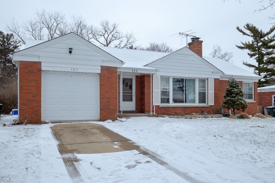 Real Estate Photography - 145 Cornell Avenue, Des Plaines, IL, 60016 - Front View