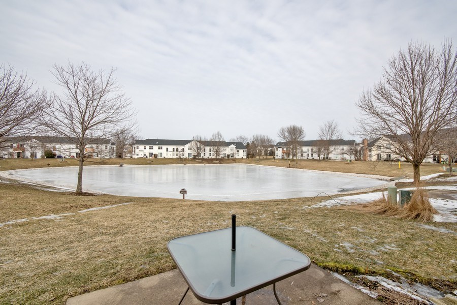 Real Estate Photography - 109 Ainsley Drive, West Chicago, IL, 60185 - Back Yard