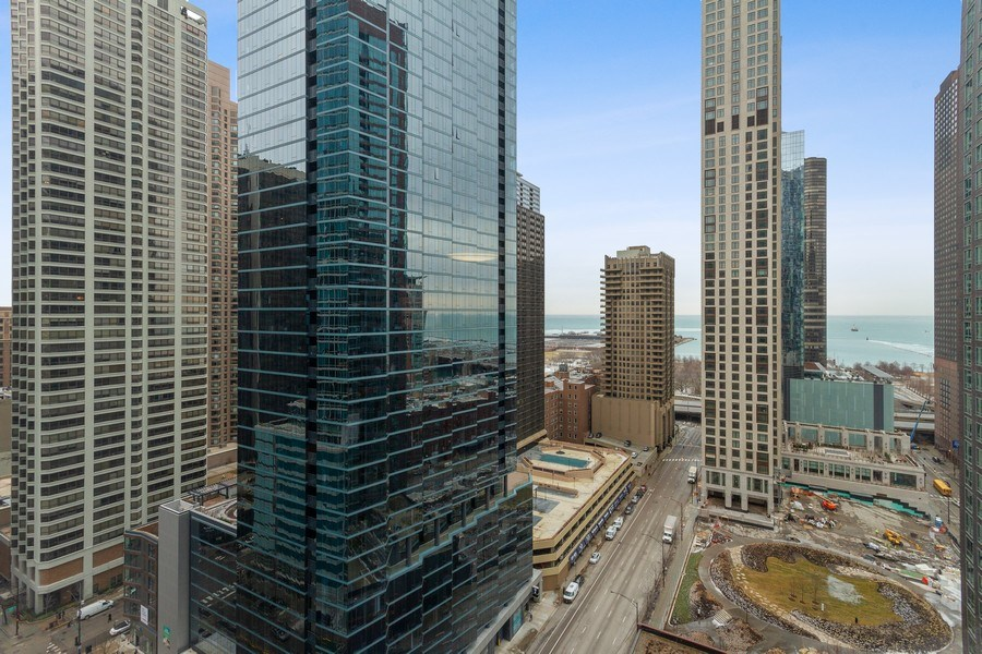 Real Estate Photography - 512 N. Mcclurg Court, Unit 1603, Chicago, IL, 60611 - View