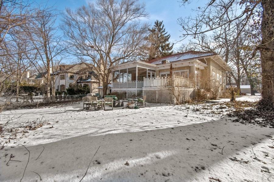 Real Estate Photography - 718 N. Main Street, Glen Ellyn, IL, 60137 - Back Yard