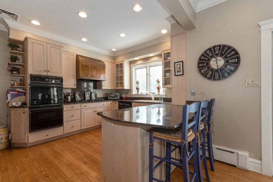 Real Estate Photography - 718 N. Main Street, Glen Ellyn, IL, 60137 - Kitchen