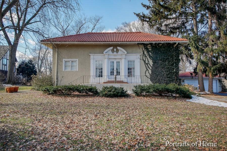 Real Estate Photography - 718 N. Main Street, Glen Ellyn, IL, 60137 -
