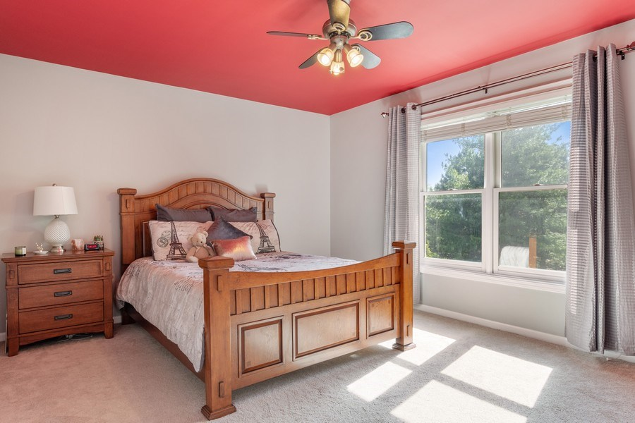 Real Estate Photography - 2220 Palmer Circle, Naperville, IL, 60564 - 3rd Bedroom