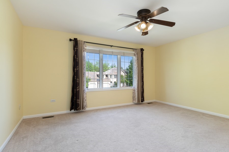 Real Estate Photography - 2220 Palmer Circle, Naperville, IL, 60564 - 4th Bedroom