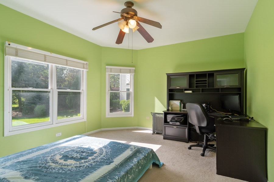 Real Estate Photography - 2220 Palmer Circle, Naperville, IL, 60564 - 5th Bedroom
