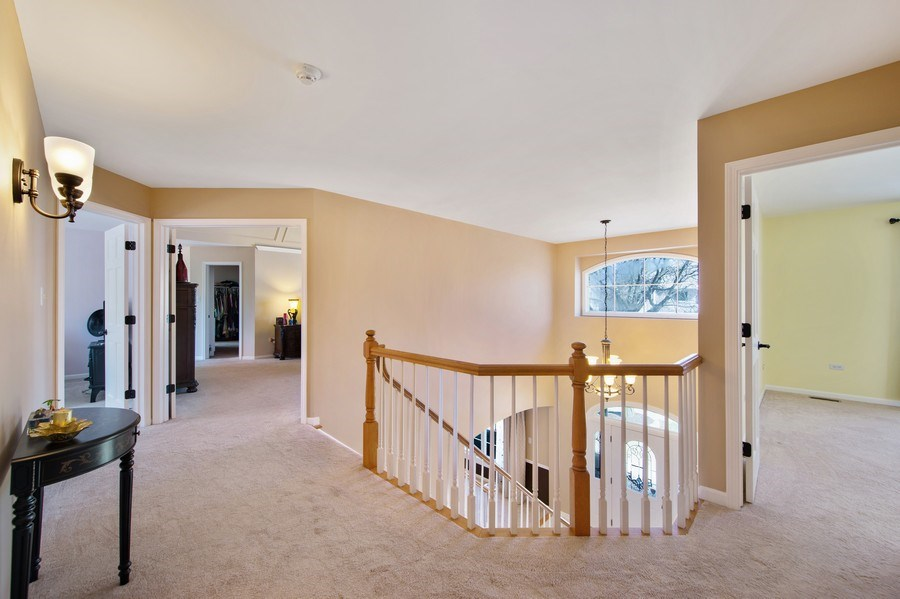 Real Estate Photography - 2220 Palmer Circle, Naperville, IL, 60564 - 2nd Floor