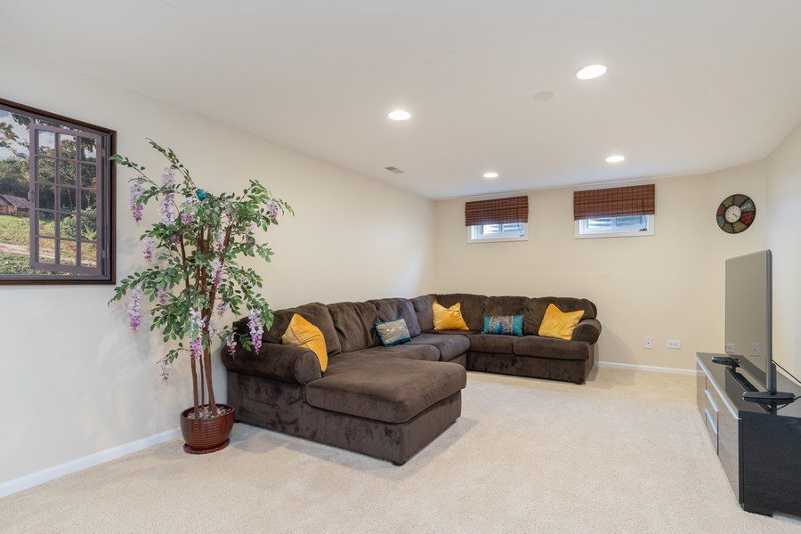 Real Estate Photography - 2220 Palmer Circle, Naperville, IL, 60564 - Basement