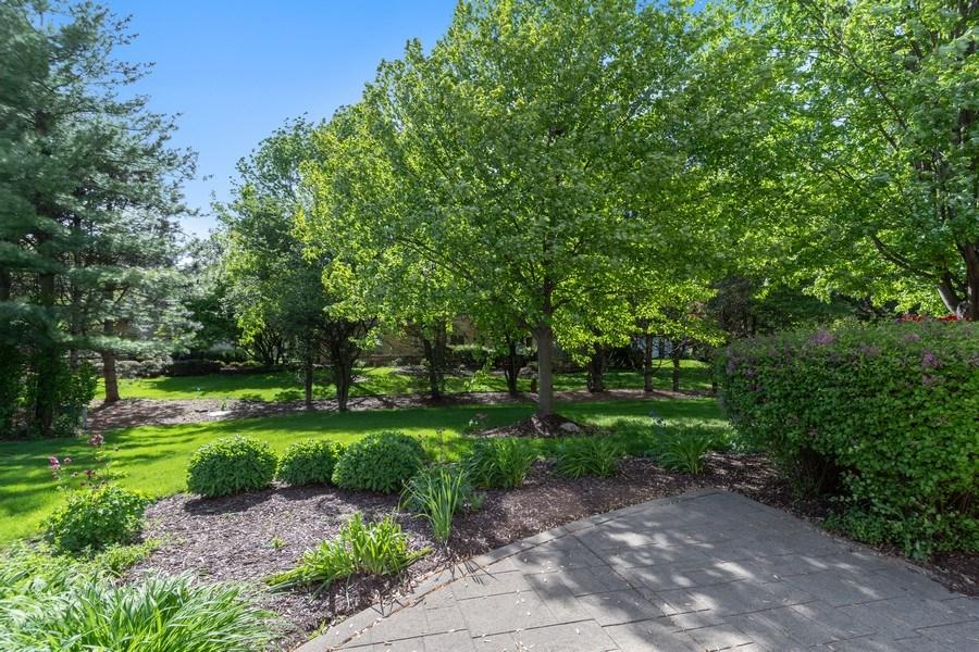 Real Estate Photography - 2220 Palmer Circle, Naperville, IL, 60564 - Patio