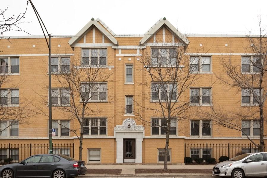 Real Estate Photography - 2133 N. Kedzie Boulevard, Unit G, Chicago, IL, 60647 - Front View