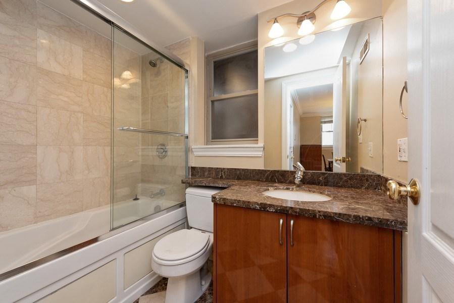 Real Estate Photography - 2133 N. Kedzie Boulevard, Unit G, Chicago, IL, 60647 - Bathroom