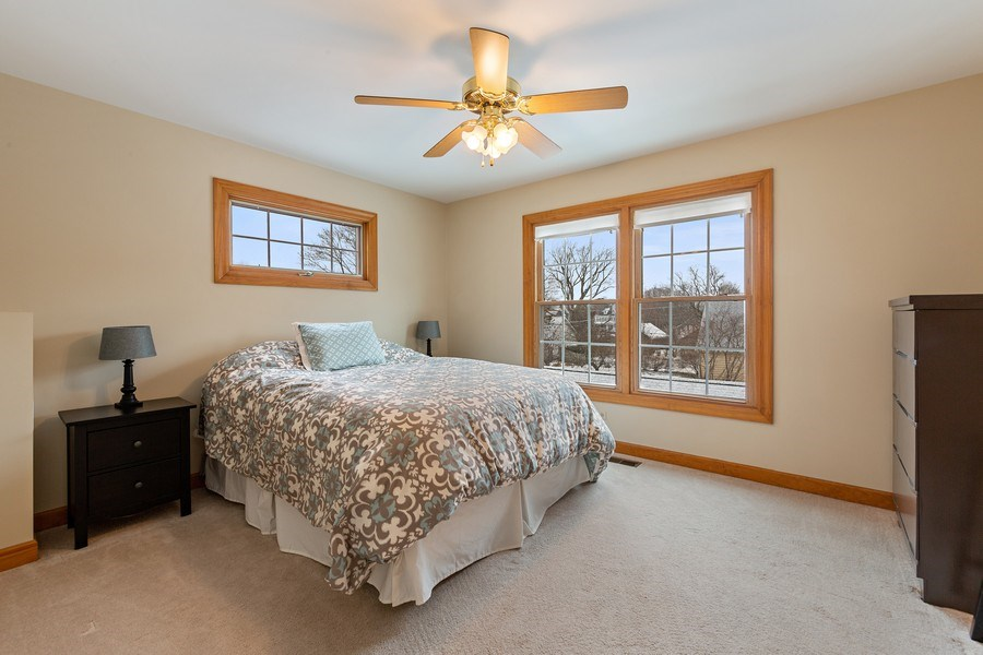 Real Estate Photography - 425 E. Oak Avenue, Wheaton, IL, 60187 - Bedroom 4