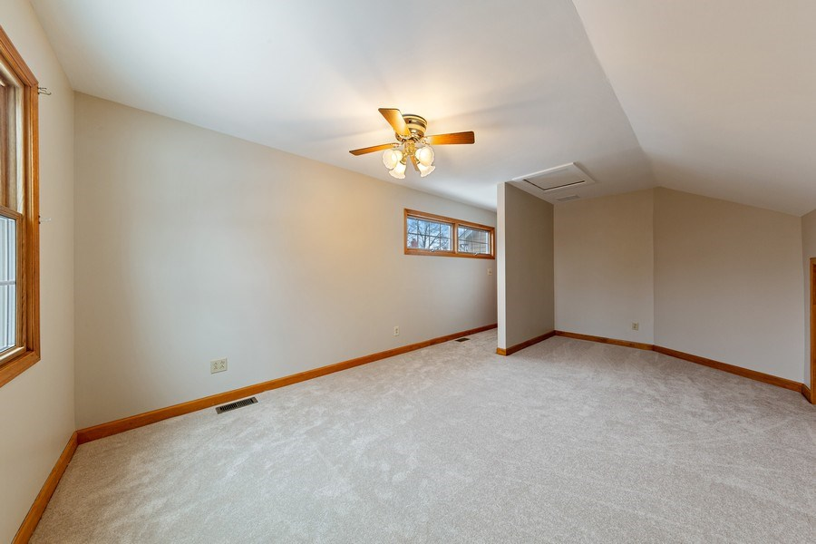 Real Estate Photography - 425 E. Oak Avenue, Wheaton, IL, 60187 - Bonus Room